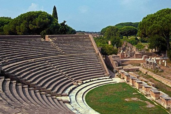 Privat tur - Ancient Ostia Half-Day fra...