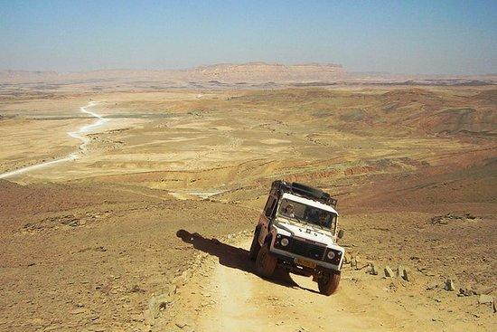 Ramon Crater 2-hour Jeep Tour from...