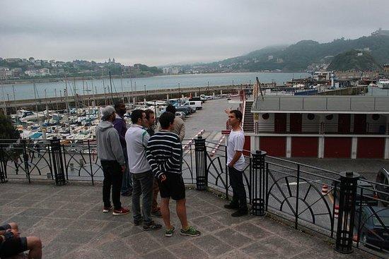 Recorrido a pie por San Sebastián con...