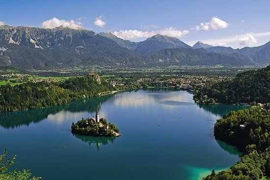 Bled Lake Adventure Day Trip from...