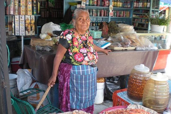 Cancun Street Food and Local Market...