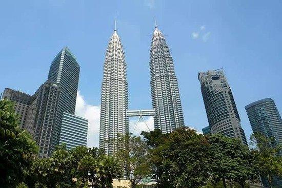 Privat halvdags bytur i Kuala Lumpur...
