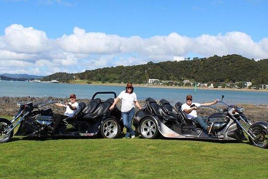 V8 Trike Tours, Baía das Ilhas - Bay...