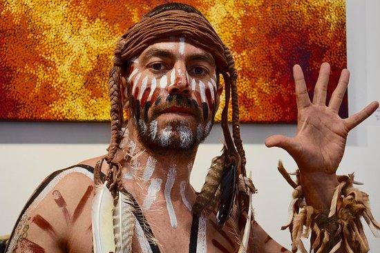 Waradah澳大利亚中心文化表演