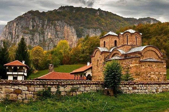 Bulgarien und Serbien an einem Tag ab...