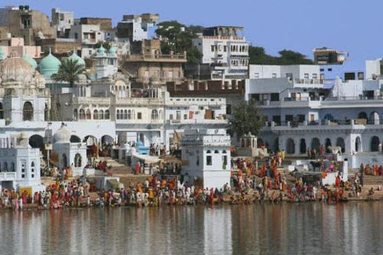 Private Day Trip to Pushkar And...