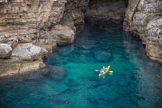 Dubrovnik et excursion en kayak de...