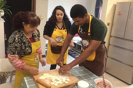 Private Home Cooking Class: Dumpling ...