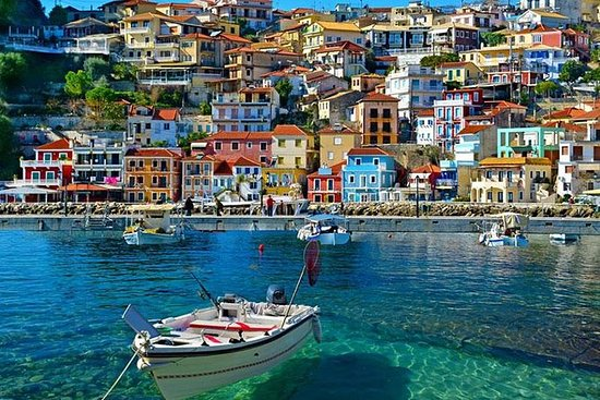 Parga, Sivota Islands and Blue Lagoon...