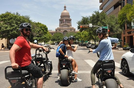 Austin Electric Minibike Tour