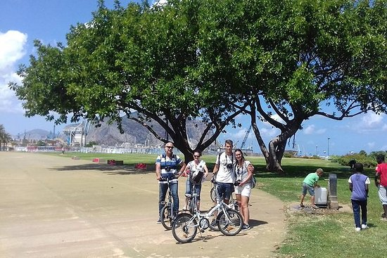 Experiência de bicicleta em Palermo...