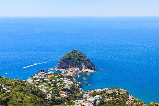 Sorrento til Ischia Private Boat...