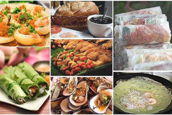 Saigon 4-hour luxury tasting tour on motorbike (with 10 authentic dishes): Saigon food tour on motorbike - 4 hours of extreme fun