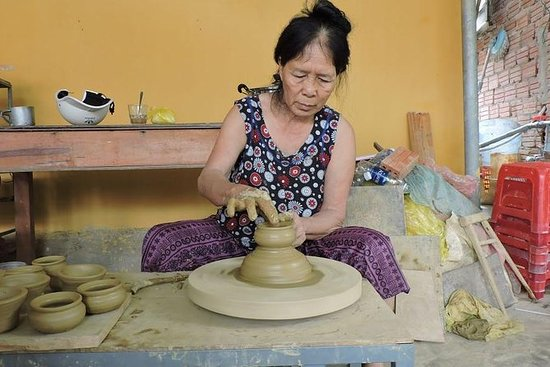 HOI AN HANDICRAFT VILLAGE VISITE...
