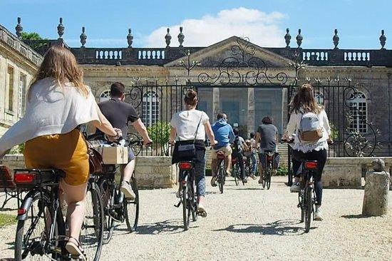 Electric Bike Saint-Emilion Tour di