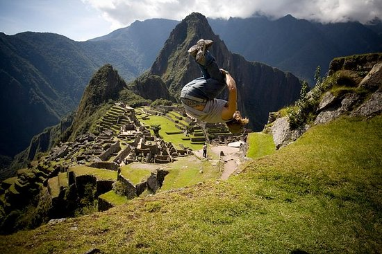 Machu Picchu Admission Ticket