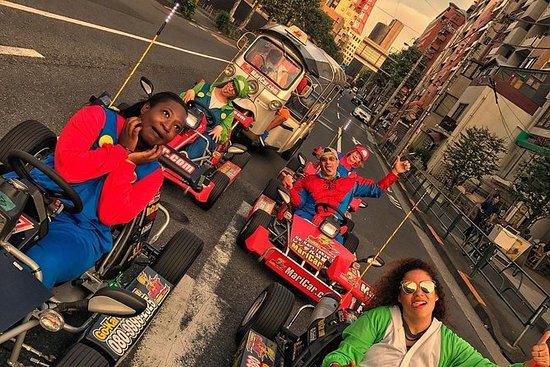 Half-Day Street Go-Kart Tour in...
