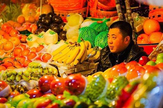 4小时的北京徒步之旅,包括天坛和当地早餐