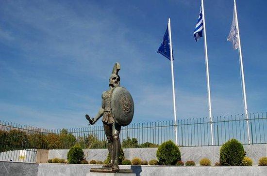 Sparta Mystras Private Day Tour
