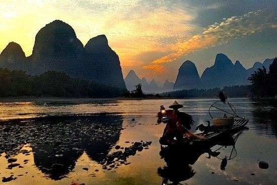 Full / Halvdag Xingping fotografisk...