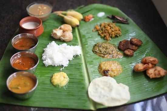 Aprenda a arte da cozinha do templo...