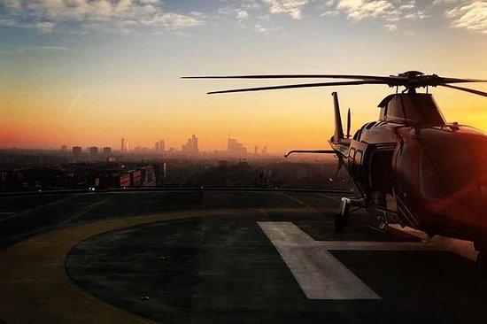 Hélicoptère Tours Milan City