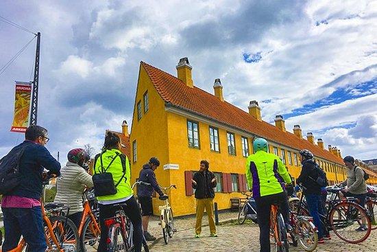 コペンハーゲン1.5時間のシティハイライトバイクツアー