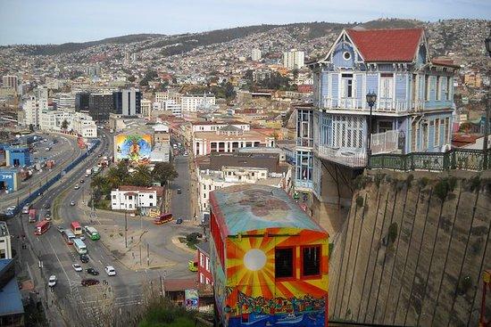 Valparaíso e Viña del mar