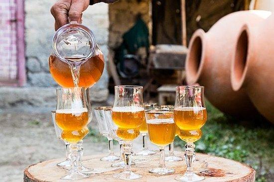 Økologisk vinsmaking tur til Kakheti...