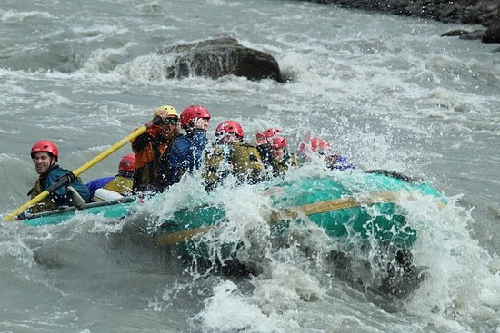 Nenana Gorge Whitewater Rafting...