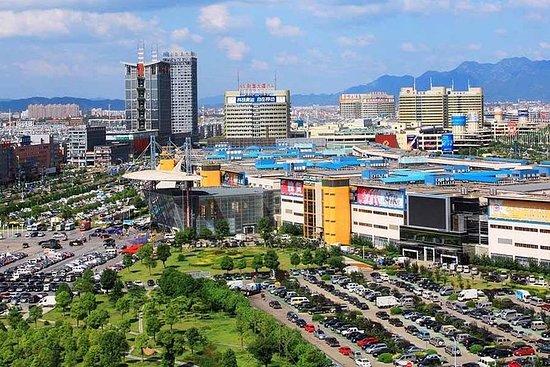 从子弹列车到上海的义乌国际商贸城私人旅行