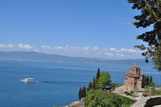 Pausa di fine settimana di Ohrid