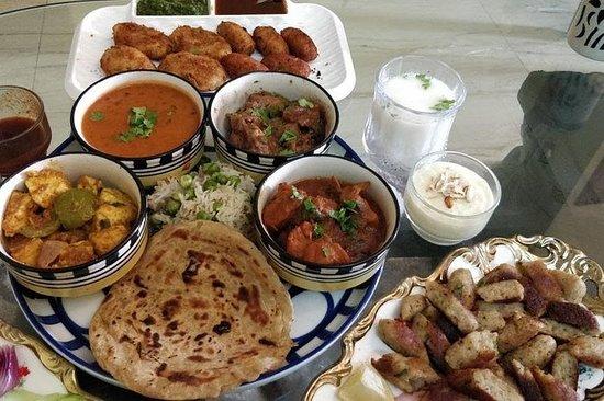 Auténtica cocina india y experiencia...