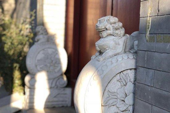雍和宫,孔庙,老北京胡同人力车,北海公园游
