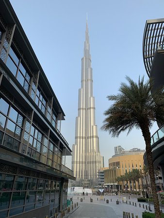how to make burj khalifa model for kids