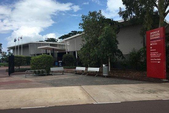 Museu Militar de Darwin: Bilhete de...