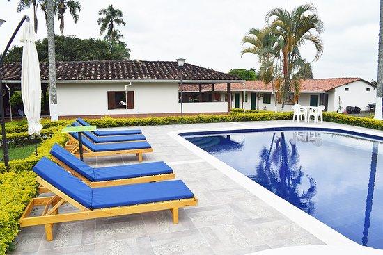Kamal Country House: Finca para alojamiento campestre, ubicada en area rural de Pereira, en el corazón del Eje cafetero. ideal para pasar tus mejores vacaciones.