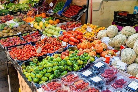 帕多瓦市场参观和私人烹饪课程