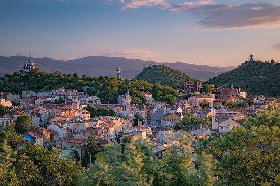 Plovdiv: Fulldags tur fra Sofia