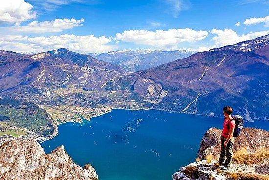 Garda Lake Hiking - Um dia de...