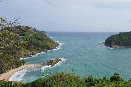 半天的嘟嘟车之旅 - 令人叹为观止的美景和美丽的海滩