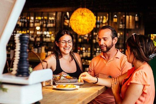Madrid Private Food Tour - Spansk...