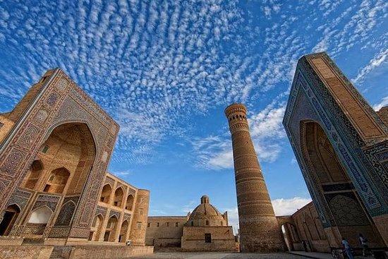 Tashkent-Bukhara-Samarkand-Tashkent