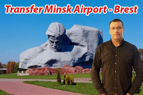 Transfer vom Flughafen Minsk (MSQ...