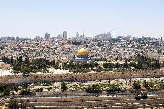 从耶路撒冷耶路撒冷和伯利恒日圣经之旅