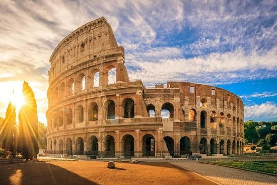 Guided tour in Colosseum and Palatine...
