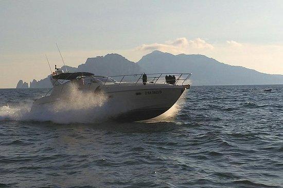 Amalfi Coast and Capri cruise from Sorrento - yacht 40': Amalfi Coast and Capri cruise