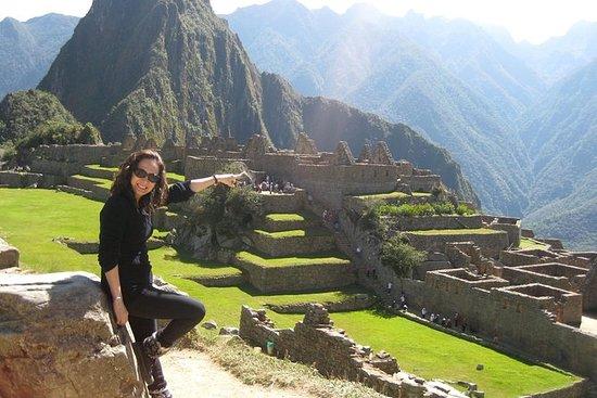 Privat guide i Machu Picchu fra Aguas...