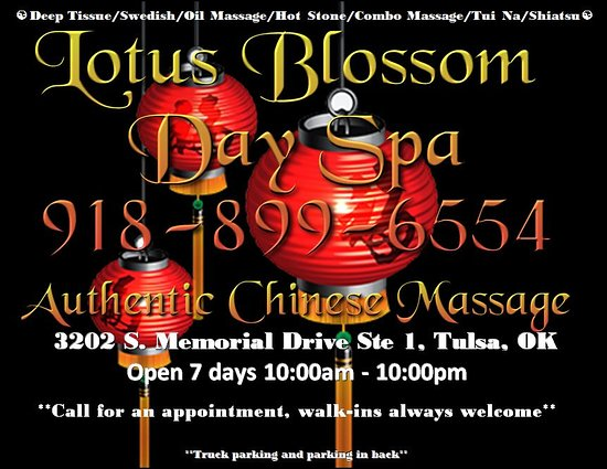 Lotus Blossom Day Spa
