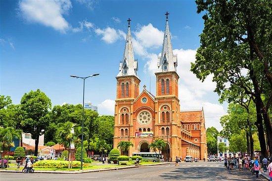 Ho Chi Minh-byen tur (8 timer)